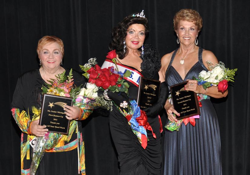 2011 Queen and Runnerups