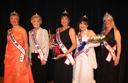 2012 Queen and Past Queens