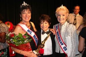 Queen Toni, Director and 2008 Queen